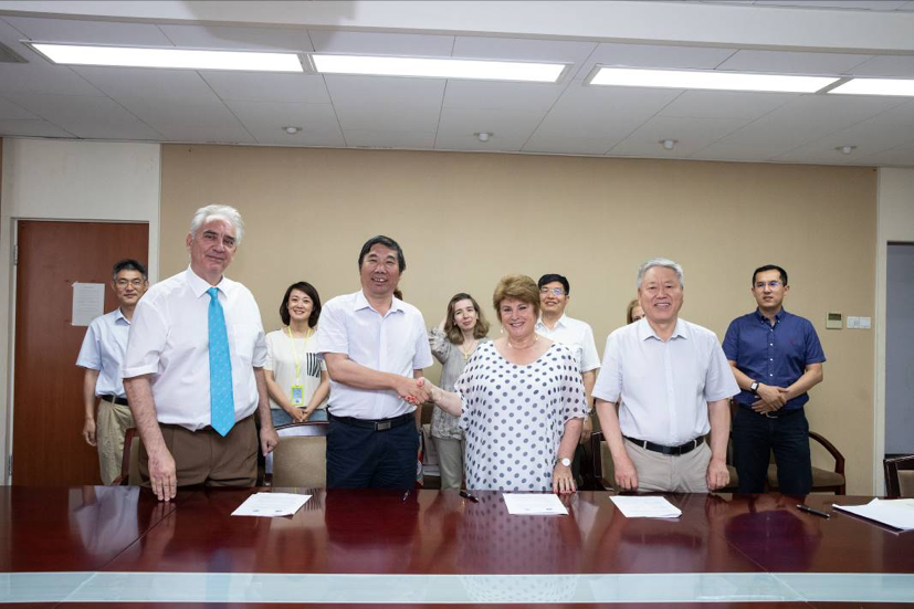 Academic Cooperation between the University of the  Aegean, Greece, and Henan University, China – Rhodes, Press Release