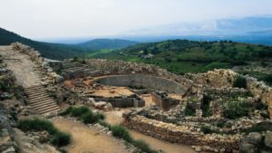 Field School opportunity in Greece for Chinese Students